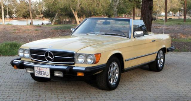 Seller of classic cars 1979 mercedes benz 400 series for James mercedes benz lexington ky
