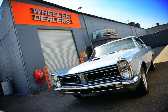 How Do You Buy Cars From Wheeler Dealers
