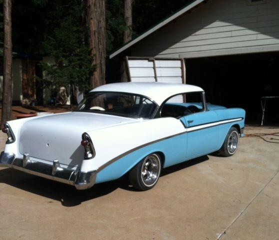 1956 chevrolet bel air 2 door hardtop sport coupe for sale autos weblog