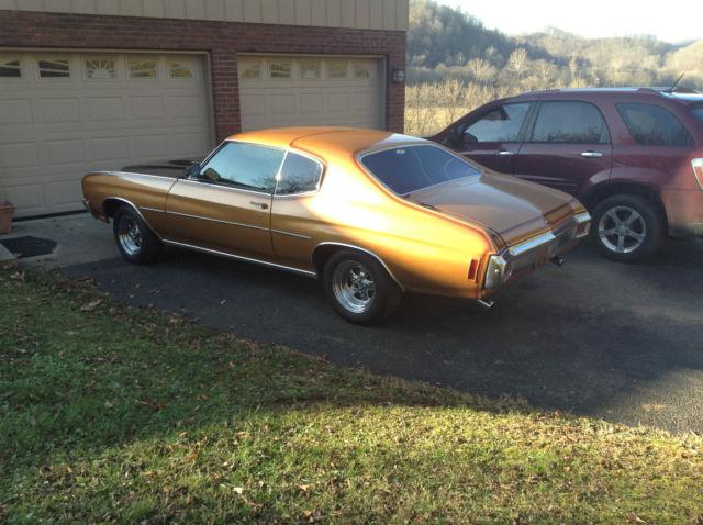 1970 Burnt Orange Chevelle For Sale.html | Autos Post