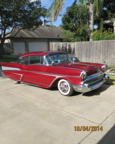 Seller Of Classic Cars 1957 Chevrolet Bel Air 150 210