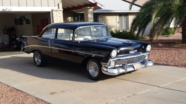 Seller Of Classic Cars 1956 Chevrolet Bel Air 150 210