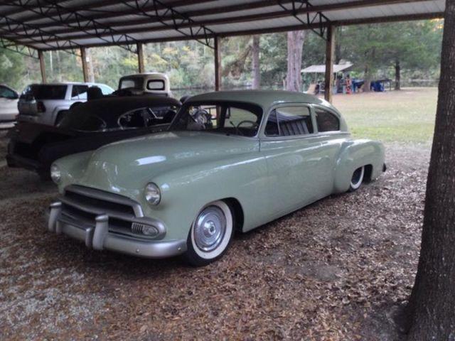 Seller Of Classic Cars 1951 Chevrolet Bel Air 150 210