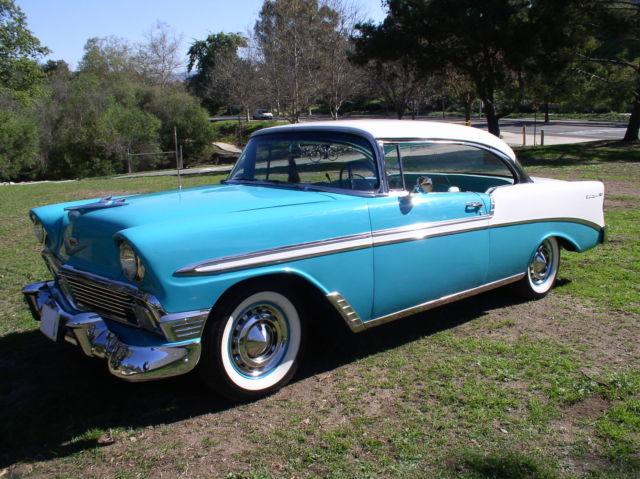 Seller Of Classic Cars 1956 Chevrolet Bel Air 150 210