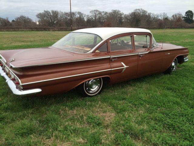 Seller of Classic Cars - 1960 Chevrolet Bel Air/150/210 ...