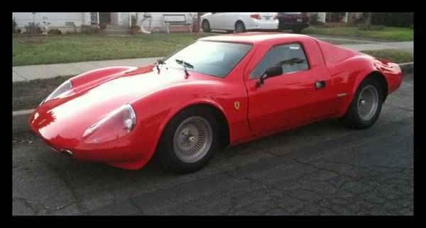 Seller of Classic Cars - 1968 Replica/Kit Makes Kelmark GT ...