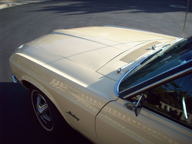 Seller of Classic Cars - 1969 Ford Mustang (Meadowlark ...
