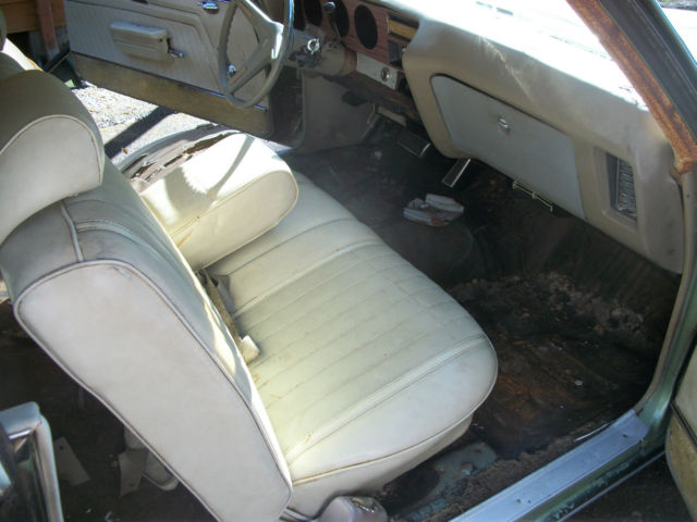 Seller Of Classic Cars 1970 Pontiac Le Mans Green White