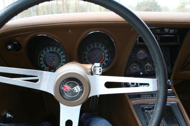 Seller of Classic Cars - 1971 Chevrolet Corvette (Ontario ...