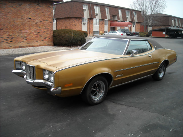 Seller Of Classic Cars 1972 Mercury Montego Deep Blue