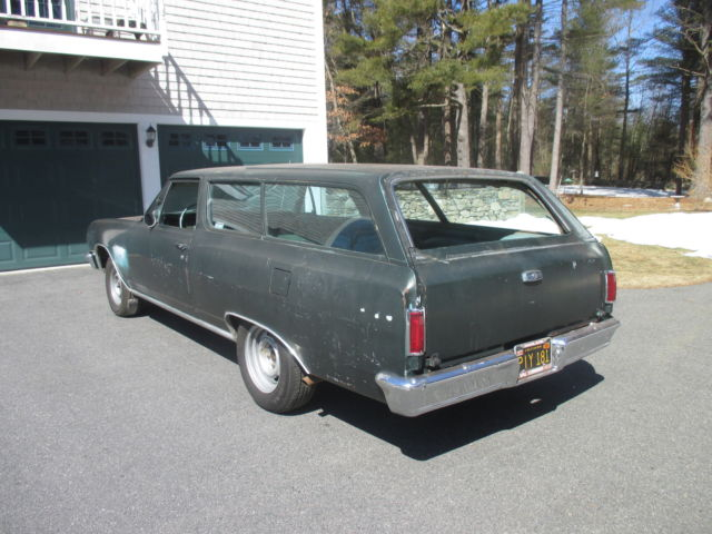 Seller Of Classic Cars 1965 Chevrolet Chevelle Teal And