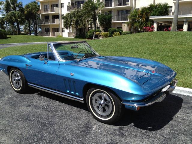 Seller Of Classic Cars 1965 Chevrolet Corvette Nassau
