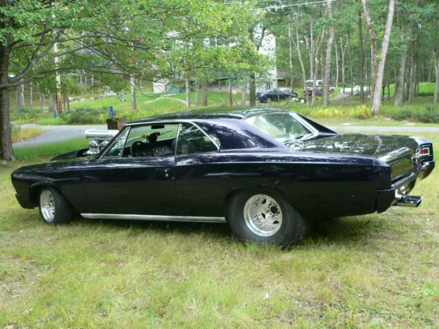 Seller Of Classic Cars 1966 Chevrolet Chevelle Black
