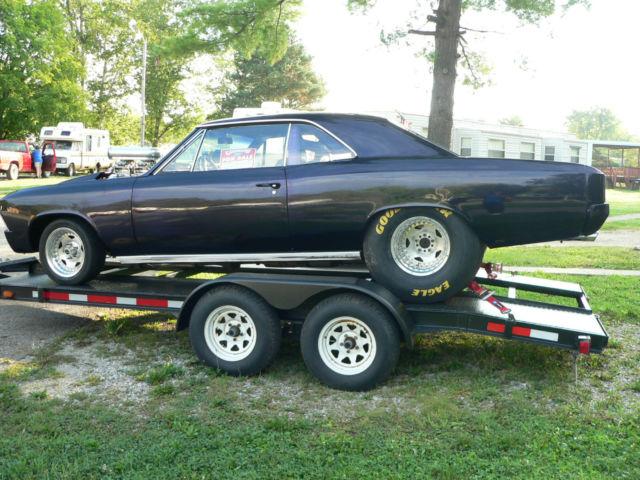 Seller Of Classic Cars 1966 Chevrolet Chevelle Black