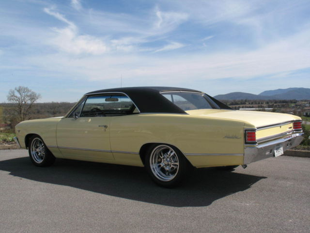 Seller Of Classic Cars 1967 Chevrolet Chevelle