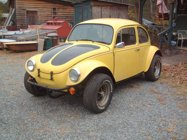 Seller Of Classic Cars 1970 Volkswagen Beetle Classic