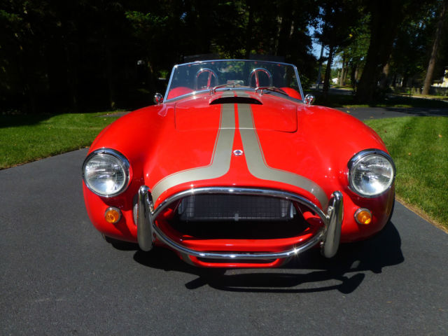 Seller of Classic Cars - 1966 Replica/Kit Makes Cobra ...