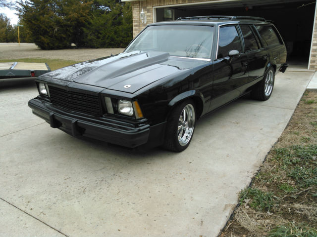 1979 Chevrolet Malibu (Black/Tan)