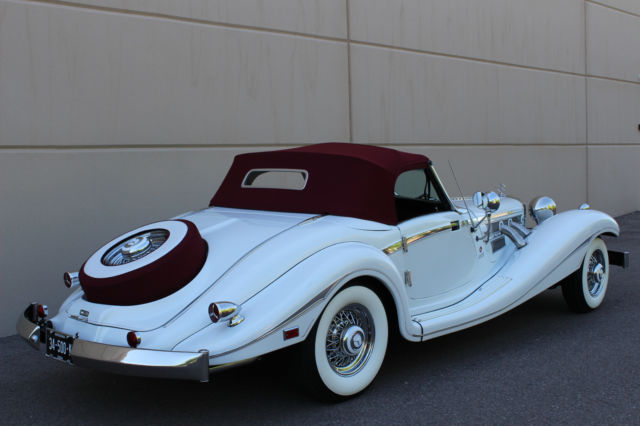 Seller of classic cars 1934 replica kit makes 1934 for 1934 mercedes benz 500k heritage replica