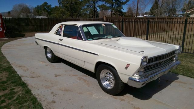 Seller Of Classic Cars 1966 Ford Fairlane Blue Blue