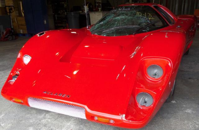Mclaren Kit Car For Sale >> Seller Of Classic Cars 1970 Replica Kit Makes Mclaren M6 Gt Manta