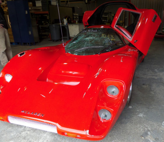 1900 Replica Kit Makes Bentley: 1970 Replica/Kit Makes McLaren M6