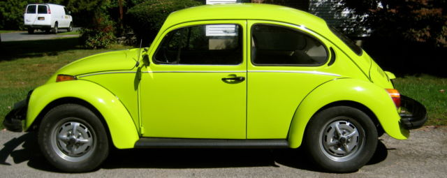 Seller Of Classic Cars 1974 Volkswagen Beetle Classic