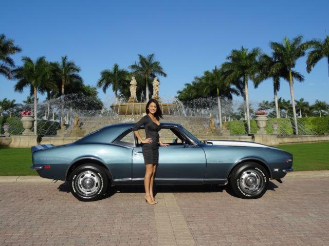 Seller Of Classic Cars 1968 Chevrolet Camaro Rare