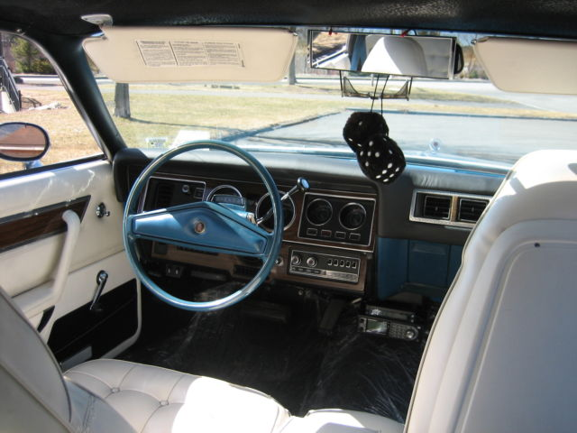 Seller Of Classic Cars 1976 Dodge Charger Sky Blue