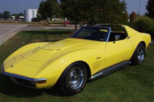 Seller Of Classic Cars 1970 Chevrolet Corvette Daytona