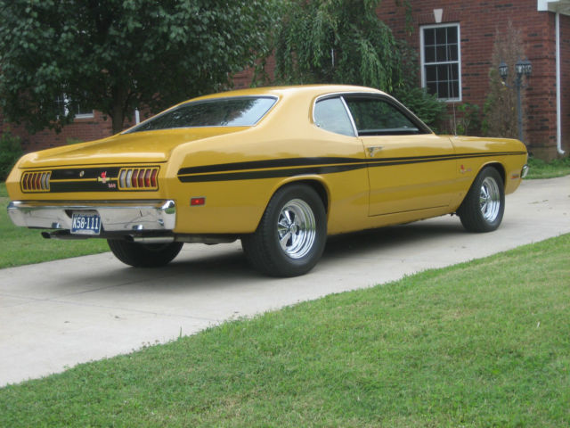 Bmw Vehicle Identification Number >> Seller of Classic Cars - 1971 Dodge Dart (EL-5 BUTTERSCOTCH/Black)