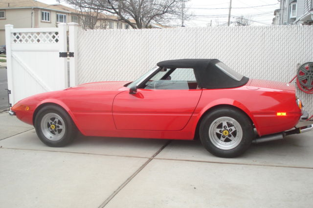 Seller Of Classic Cars 1973 Replica Kit Makes Red