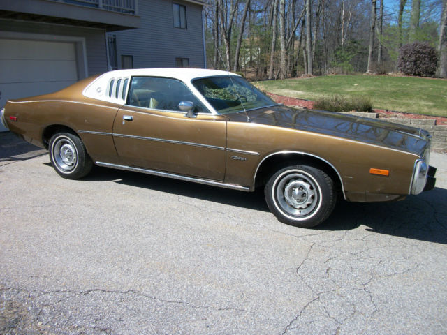 seller of classic cars 1973 dodge charger brown tan 1973 dodge charger brown tan