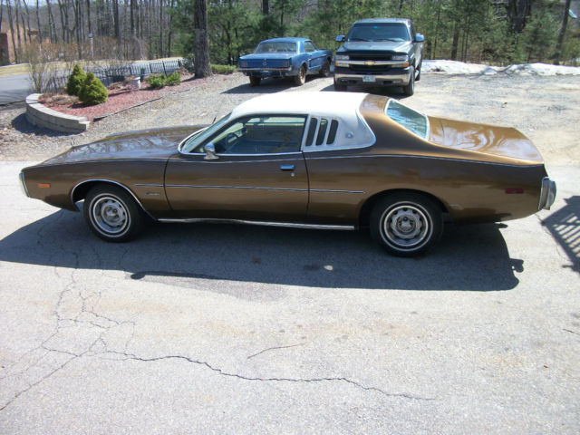 Seller Of Classic Cars 1973 Dodge Charger Brown Tan
