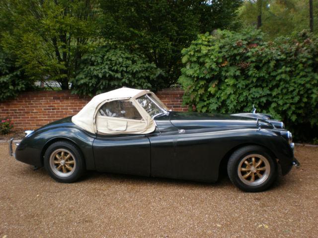 Seller Of Classic Cars 1952 Replica Kit Makes Jaguar