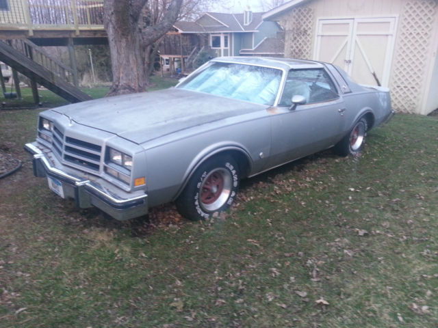 Seller Of Classic Cars 1976 Buick Century Silver Red