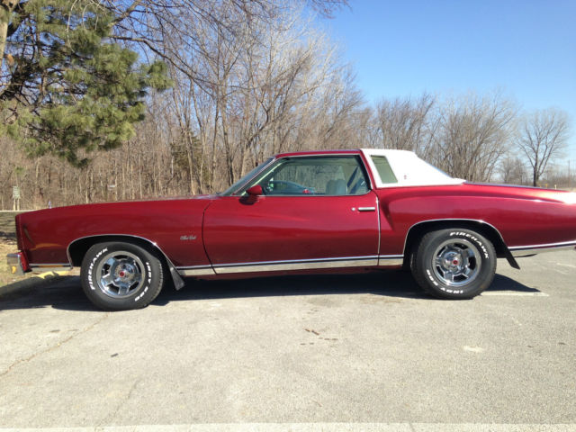 Seller Of Classic Cars 1977 Chevrolet Monte Carlo