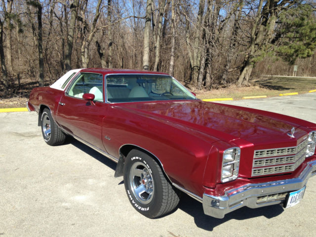 Seller of Classic Cars - 1977 Chevrolet Monte Carlo ...