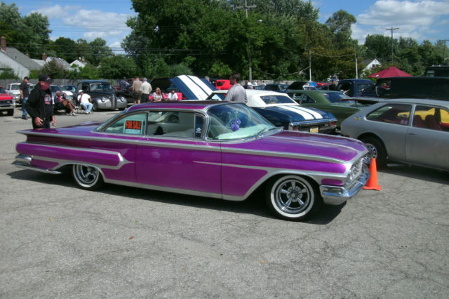 1960 Chevrolet Impala (Custom/White)