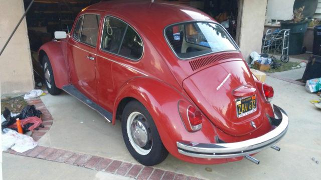 Seller Of Classic Cars 1969 Volkswagen Beetle Classic