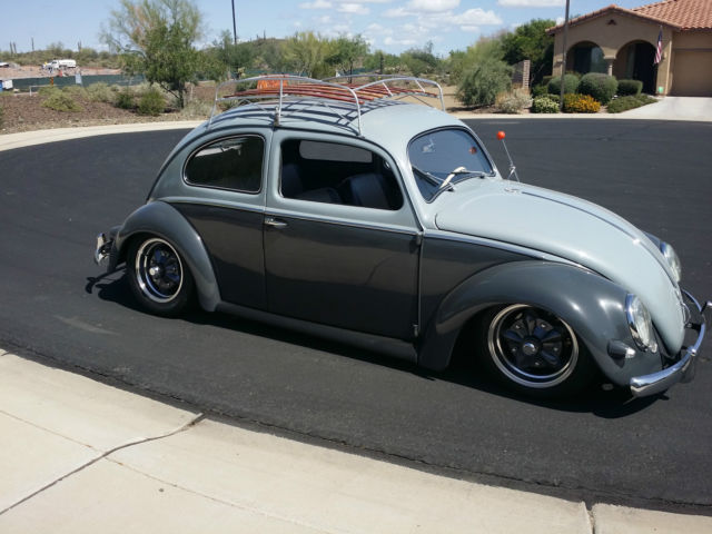Seller Of Classic Cars 1957 Volkswagen Beetle Classic