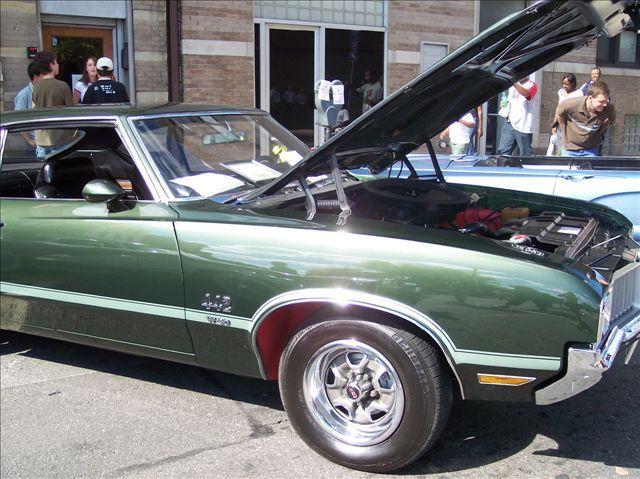 Seller Of Classic Cars 1970 Oldsmobile 442 Sherwood