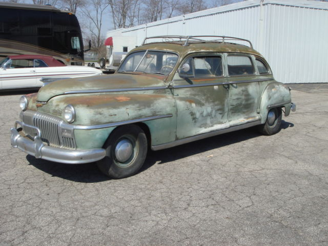 1948 DeSoto Fleetwood (Green/Brown)
