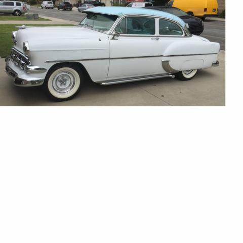Seller Of Classic Cars 1954 Chevrolet Bel Air 150 210