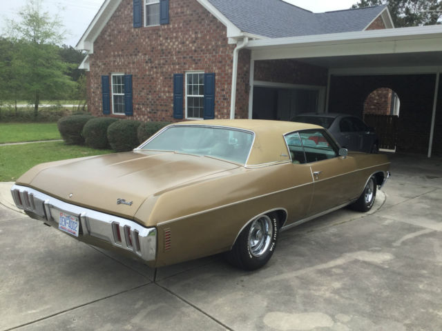 Seller of classic cars 1970 chevrolet impala goldgold 1970 chevrolet impala goldgold sciox Images