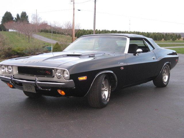Seller Of Classic Cars 1970 Dodge Challenger Black Black