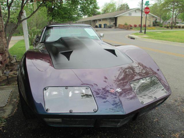 Seller of Classic Cars - 1971 Chevrolet Corvette (Cameleon