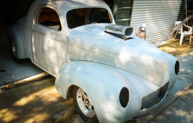 1941 Willys 2 Door Willys Coupe
