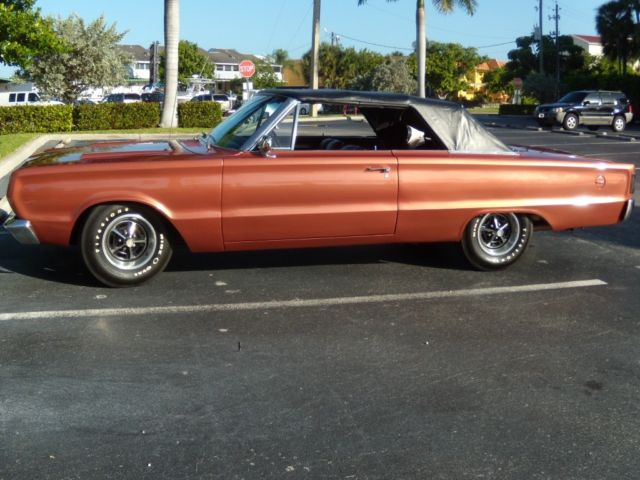1967 Plymouth Satellite (COPPER/Black)