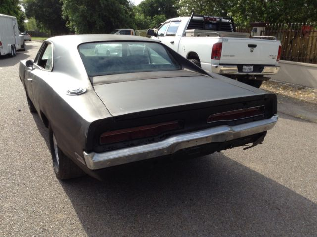 Seller Of Classic Cars 1970 Dodge Charger Black Black